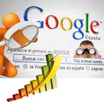 ¡Nueva Página Web! Grupo SEO Canarias. A Design, Advertising, and Software Development project by Alex de la Cruz  - 03-12-2013