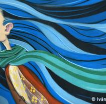 Brisa Marina. Um projeto de Ilustração de Iván Torres         - 03.12.2013