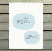 Meteoro. A Design, Illustration, and Advertising project by Rafa Garcia  - May 14 2011 12:00 AM