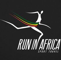 Run in Africa. A Design, and Advertising project by Bloomdesign  - 10.08.2013