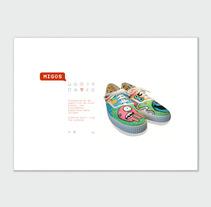 Website MIGOS (www.migos.es). A Design, Illustration, Advertising, and UI / UX project by Rafa Garcia  - Apr 10 2008 12:00 AM