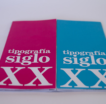 Tipografía Siglo XX. A Design project by Jose Luis Díaz Salvago         - 19.02.2011