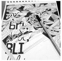 Bri Bri Bli Bli. Um projeto de Ilustração de Juanjo-se Peñalver         - 23.12.2013