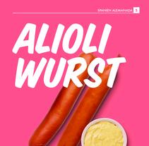 LIDL 20 años: spanien alemanadas. Un proyecto de Eventos de ele&uve         - 09.02.2014