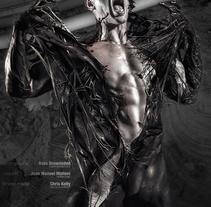 Venom – SuperHero Fitness Model. A Design, Photograph, Film, Video, and TV project by J.M. Spectrum - 02-01-2014