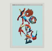 YOROKOBU COVER. Un proyecto de Diseño, Ilustración y Publicidad de óscar   gutiérrez gonzález - Martes, 07 de enero de 2014 00:00:00 +0100