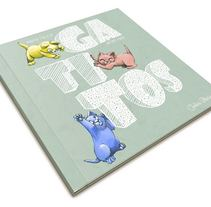 GA-TI-TOS (Album ilustrado). A Illustration, and Editorial Design project by Arturo Mata - 07-01-2014