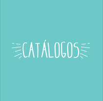 Catálogos . A Design project by Lorena  Pozo - 08-01-2014
