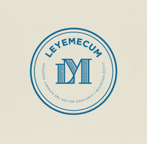 Leyemecum. A Design, and Advertising project by Andrea Ataz - 12-01-2014