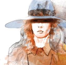 Ilustración de Moda. A Illustration project by Robert Tirado - 16-01-2014