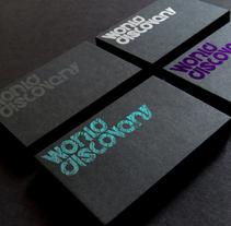 World Discovery. Un proyecto de Diseño y Publicidad de Carlos Muñoz Guimerá         - 30.09.2013