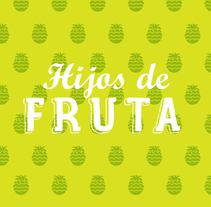 Hijos de Fruta. A Design, Illustration, and Art Direction project by Victoria Rodríguez Valverde         - 27.01.2014