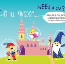 LittleKingdom presentación. A Design, Illustration, and Character Design project by Laura de la Cruz Martínez         - 11.02.2014