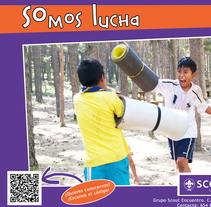 """Campaña """"Somos Encuentro"""" y """"Te necesitamos a ti"""" (cartelería). A Design project by Laura de la Cruz Martínez - 12-02-2014"""