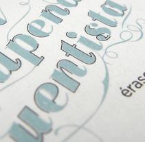 La Estupenda Cuentista. Un proyecto de Br, ing e Identidad y Diseño gráfico de sergi nadal  - 18-02-2014