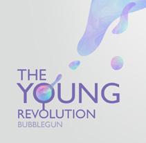 Bubblegun. Um projeto de Ilustração de DSORDER  - 19-02-2014