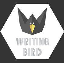 Writing Bird logo. Un proyecto de Diseño gráfico de Jaume Estruch Navas - 24-02-2014