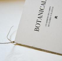 Botanical | fanzine. Un proyecto de Ilustración, Diseño editorial y Diseño gráfico de eva carot         - 24.02.2014