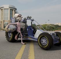 Nuevo proyecto. Um projeto de Motion Graphics, 3D e Pós-produção de thetxaild         - 26.02.2014