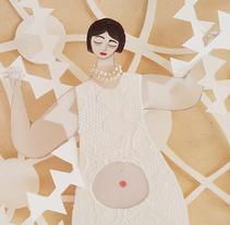 Les Somiants (Las Soñantes) part I. Un proyecto de Ilustración y Bellas Artes de Sonia Alins Miguel - 28-02-2014