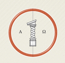 Roman Numerals. A Illustration, Architecture, T, and pograph project by mimetica         - 05.03.2014