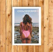 Dirección de Arte + Maquetación @Coolneeded Mag #5. Um projeto de Direção de arte, Design editorial e Moda de Ángel C. Feijóo         - 06.03.2014