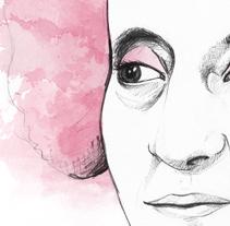 Primer Premio: Concurso Cartel para el Día de La Mujer de San Sebastián de los Reyes. A Illustration project by Laura Pastor - 07-03-2014