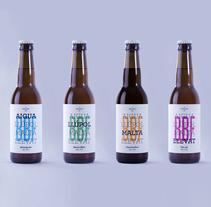 Barcelona Beer Festival 2013. Un proyecto de Diseño gráfico y Packaging de Jordi Matosas - Domingo, 10 de marzo de 2013 00:00:00 +0100