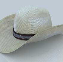 Sombrero. Um projeto de 3D de Yordany Ovalle Muñoz         - 09.03.2014
