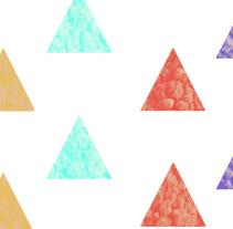 MIINI MOUNTAINS WALLPAPER. Um projeto de Ilustração, Design gráfico e Web design de PILAR SIERCO CHÉLIZ - 10-03-2014