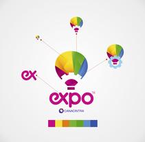 Expo CANACINTRA 2014. Un proyecto de Dirección de arte, Br, ing e Identidad y Marketing de Jesús Aceves - 11-03-2014