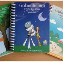 Colegios Gredos San Diego. A Illustration project by Sara I. Toribio - Mar 15 2014 12:00 AM