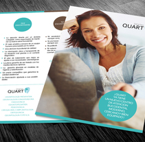 Branding para Clínica Dental Quart. A Br, ing&Identit project by Dues Creatius          - 17.03.2014