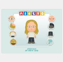 MireYo. A Illustration&Interactive Design project by Cristina Fabregas Escurriola         - 17.03.2014