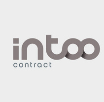 Intoo Contract. Naming, Identidad Corporativa y Web Site. A Br, ing, Identit, Web Development, and Art Direction project by Angel Martinez  - Mar 25 2014 12:00 AM