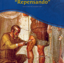 """Maquetación: libro """"Repensando"""". Un proyecto de Diseño, Diseño editorial y Diseño gráfico de Sergio Rodríguez Rodríguez - Miércoles, 26 de marzo de 2014 00:00:00 +0100"""