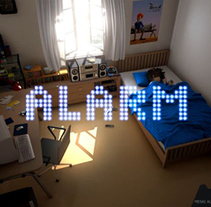Project Alarm. A Post-Production project by Javier Sanz Ramos - 26-05-2013