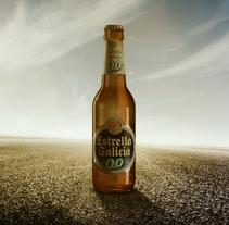 """Promos de Estrella de Galicia para MotoGP. Un proyecto de Motion Graphics, 3D y Animación de Carlos """"Zenzuke"""" Albarrán - Jueves, 03 de abril de 2014 00:00:00 +0200"""