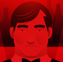 The Man Who Knew It All. A Illustration project by David Pocull - Apr 04 2014 12:00 AM