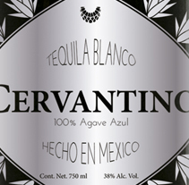 Tequila Cervantino. A Graphic Design project by Casandra Puga Gamez         - 19.02.2012