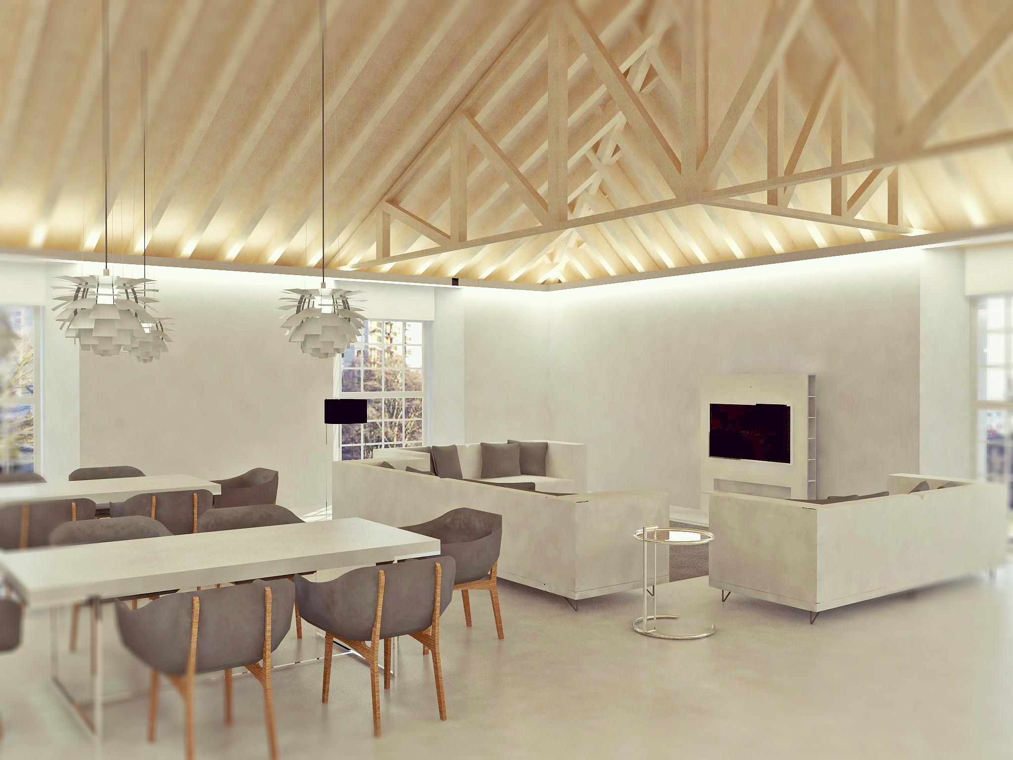 Residencia de ancianos domestika - Casa para ancianos ...
