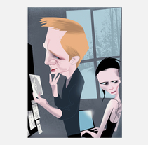 The New Yorker. A Illustration project by LOCAL  ESTUDIO  - Apr 22 2014 12:00 AM