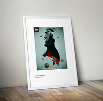 Una Agencia de Miedo. Un proyecto de Bellas Artes, Dirección de arte y Diseño de Noa Primo Rodríguez - Miércoles, 23 de abril de 2014 00:00:00 +0200