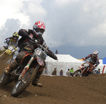 MOTOCROSS RACE . A Photograph project by JACOBO PUCH CUETARA         - 05.05.2014