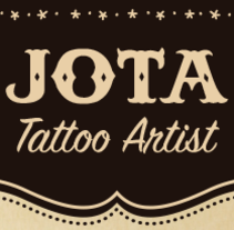 JOTA TATTOO · Business Cards - Brand. A Br, ing, Identit, Art Direction, Design, Graphic Design, Design Management, and Photograph project by Mapy D.H. - Apr 01 2013 12:00 AM
