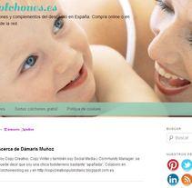 Redacción de post para blog Colchonesblog.es del grupo Muebles Ventura. A Marketing project by Dámaris Muñoz Piqueras - 12-05-2014