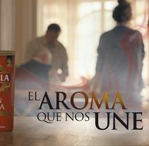 El aroma que nos une. Un proyecto de Publicidad de Adriana Castillo García         - 13.09.2014