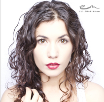 Models & portraits. Um projeto de Publicidade, Fotografia, Cinema, Vídeo e TV, Moda e Artes plásticas de Marina Ruiz Villagordo         - 14.05.2014