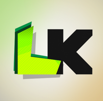 Youtube Banner --> LinderKin -Diseño- . A Illustration, and Graphic Design project by Eloy Pardo Rouco         - 14.05.2014