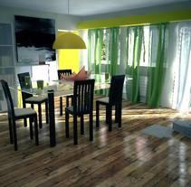 interior Edith piafh. Un proyecto de 3D, Arquitectura, Dirección de arte y Arquitectura interior de Ismael Alabado Rodriguez - Jueves, 15 de mayo de 2014 00:00:00 +0200